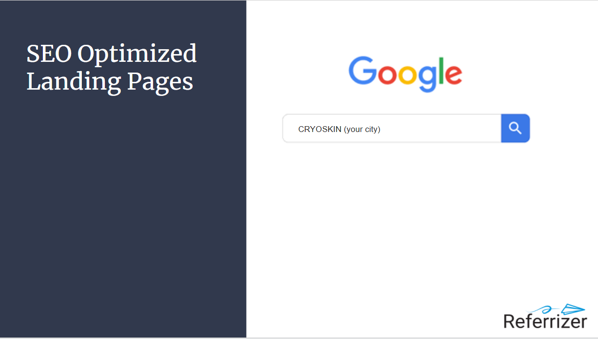 SEO Optimized Landing Pages