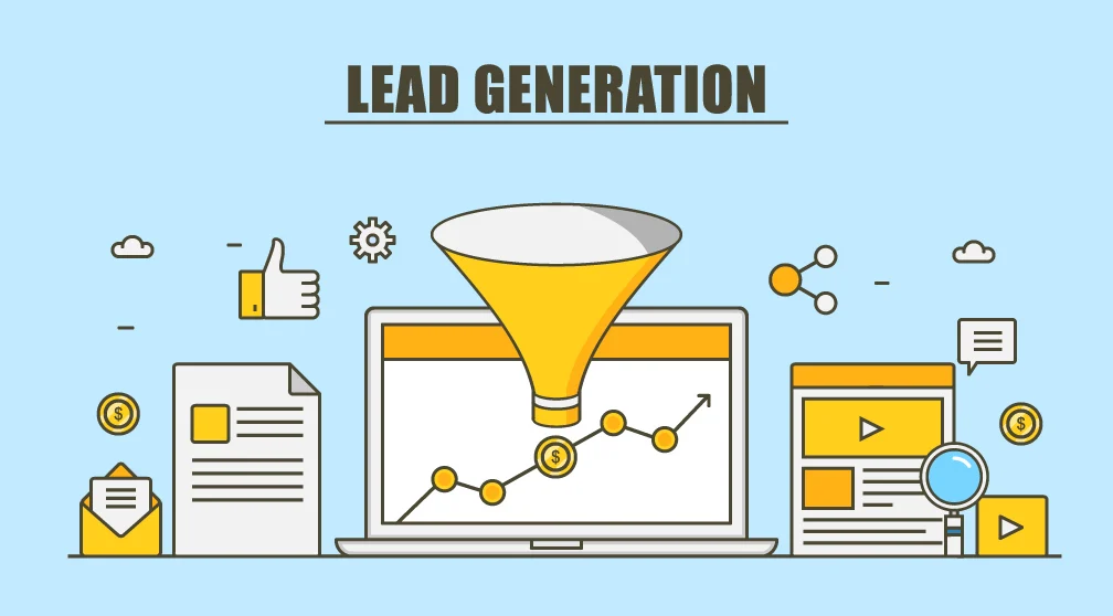 Generate Leads on Your Website