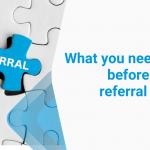 Referral campaign