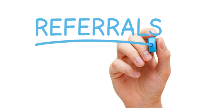 What is referral campaign